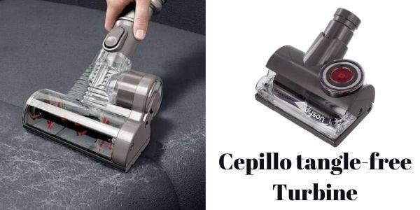 Cepillo-tangle-free-Turbine