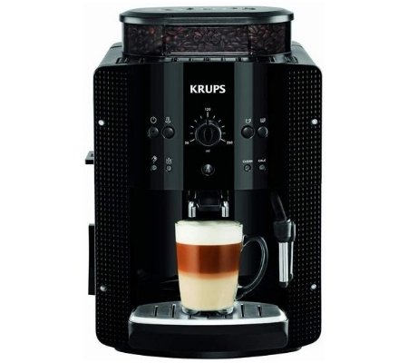 Cafetera-automática-Krups-Roma-black-friday