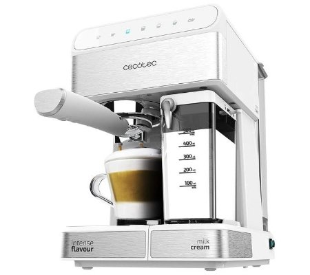 Cecotec-cafetera-Semiautomática-Power-Instant-ccino-Touch