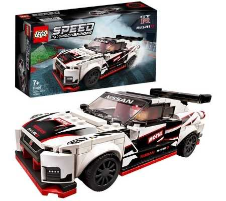 Chollo-black-friday-LEGO-Nissan-GT-R-NISMO