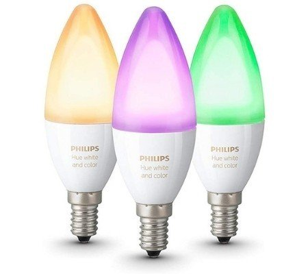 Descuento-black-friday-Luces-Philips-Hue-LED-E14
