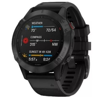 Garmin-fénix-6-Pro-black-friday