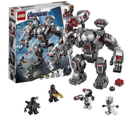 LEGO-Super-Héroes