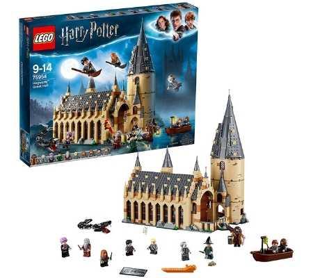 Oferta-LEGO-gran-comedor-Hogwarts-Harry-Potter