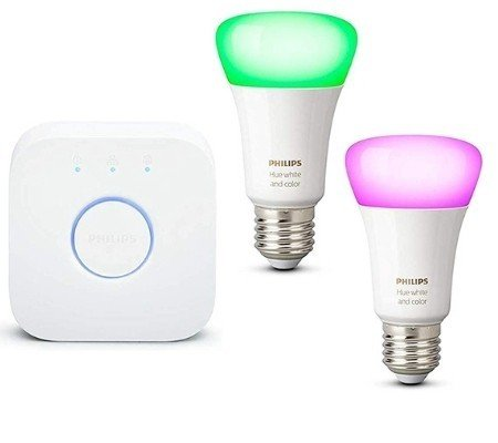 Oferta-Philips-Hue-black-friday-Pack-LED-E27-Puente-Hue